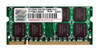 MEMORIA SODIMM DDR2 1 GB PC800 MHZ TRANSCEND - TiendaClic.mx