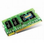 MEMORIA SODIMM DDR2 2 GB PC667 MHZ TRANSCEND - TiendaClic.mx