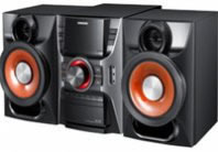 MINICOMPONENTE SAMSUNG MX-C630, C/CHAROLA 5CD/MP3/AUX. 2200W - TiendaClic.mx
