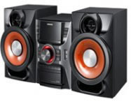 MINICOMPONENTE SAMSUNG MX-C730 C/CHAROLA 5CD/MP3/AUX. 40000W - TiendaClic.mx