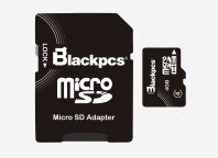 BLACKPCS   MEMORIA MICRO SDHC 8GB CL  - TiendaClic.mx