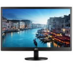 MONITOR LED AOC 19.5 WIDESCREEN NEGRO, VGA E2070SWN - TiendaClic.mx
