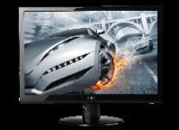 MONITOR LED AOC 27 WIDESCREEN, NEGRO BRILLANTE, 1920X1080, VGA & DVI, VESA: 100X100, E2752V - TiendaClic.mx