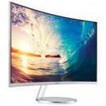 MONITOR LED SAMSUNG 27 WIDESCREEN FHD 1920X1080 LC27F591FDLXZX BLANCO VGA HDMI D. PORT CURVO - TiendaClic.mx