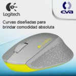 MOUSE OPTICO LOGITECH M280 INALAMBRICO GRIS - TiendaClic.mx