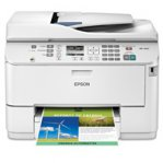 MULTIFUCIONAL EPSON WORKFORCE PRO 4532, INYECCION,26PPM N,24PPM C,USB/RED/WI FI, FAX, ADF, DUPLEX - TiendaClic.mx