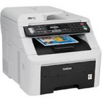 MULTIFUNCIONAL BROTHER LASER COLOR DIGITAL CON RED MFC9125CN 19 PPM EN NEGRO Y A COLOR. - TiendaClic.mx