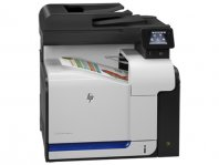 MULTIFUNCIONAL LASERJET A COLOR HP PRO 500 M570DN, 31 PPM NEGRO/COLOR, DUPLEX, RED - TiendaClic.mx