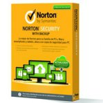 NORTON SECURITY CON BACKUP 25GB 2.0 2015 10 LICENCIAS MILTIDISPOSITIVOS 24 MESES ESPANOL - TiendaClic.mx
