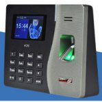 ON THE MINUTE 4.5 K20 TERMINAL HUELLA/RFID/USB 100 EMPLEADOS - TiendaClic.mx