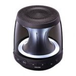BOCINA PORTATIL LG PH1, SONIDO 360, BLUETOOTH/AUX/MANOS LIBRES, LUCES LED, BATERIA HASTA 5 HRAS, COLOR NEGRO - TiendaClic.mx