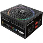 FUENTE DE PODER THERMALTAKE TOUGHPOWER DPS G RGB 750W, 80  GOLD - TiendaClic.mx