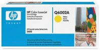 TONER HP COLOR AMARILLO PARA LASERJET 2600Q6002A- 2000 PAGINAS - TiendaClic.mx