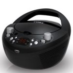RADIOGRABADORA PORTATIL COBY MPCD291 CD/MP3 CON RADIO AM/FM /PUERTO USB - TiendaClic.mx