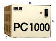 REGULADOR SOLA BASIC ISB PC 1000 FERRORESONANTE 1000VA / 800W 4 CONTACTOS COLOR BEIGE - TiendaClic.mx