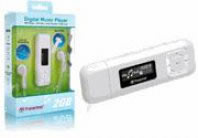 REPRODUCTOR MP3 T.SONIC 330 USB2.0 2GB TRANSCEND - TiendaClic.mx