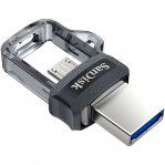 SANDISK MEMORIA FLASH  / ULTRA DUAL / USB DRIVE 3.0 / 128GB  - TiendaClic.mx