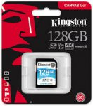 KINGSTON MEMORIA SD CL10Canvas Go 90R / 45W CL10 U3 V30