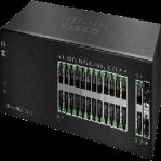 SWITCH CISCO SMB 24 PUERTOS, 10/100 MBPS, NO ADMINISTRABLE, 2 PUERTOS SFP RACK, QOS - TiendaClic.mx