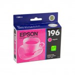 CARTUCHO EPSON T196 MAGENTA  XP-401/411 7ML (T196320-AL) - TiendaClic.mx
