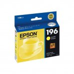 CARTUCHO EPSON  T196 AMARILLO PARA XP-401/411 7ML (T196420-AL) - TiendaClic.mx