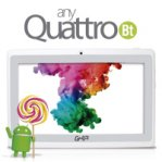 "TABLET GHIA ANY  QUATTRO / 7 "" / BT / QUAD CORE / 1GB / 8GB / ANDROID 5.1 /BLANCA - TiendaClic.mx"