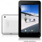 TABLET IVIEW-754TPCII PANTALLA 7 MULTITOUCH,CPU 1.2GHZ, MEMORIA 4GB, ANDROID 4.2 - TiendaClic.mx