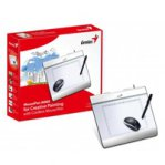 TABLETA DIGITAL GENIUS PARA DISEÑO, MOUSE EASYPEN I608X COMPATIBLE CON MAC CONEXION USB - TiendaClic.mx
