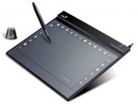 TABLETA DIGITAL ULTRASLIM GENIUS G-PEN F509 - TiendaClic.mx