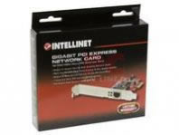 TARJETA DE RED PCI EXPRESS INTELLINET GIGABIT (BRACKET NORMAL Y CORTO) - TiendaClic.mx