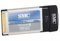 TARJETA DE RED SMC PCMCIA WIRELESS 802.11G 108MBPS - TiendaClic.mx