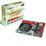 Tarjeta Madre BIOSTAR A960G+ S-AM3+ C/AUDIO/VIDEO/RED DDR3 800/1066/1333/1600/1866 C/VGA MICRO ATX - TiendaClic.mx