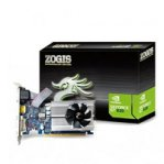 T.DE VIDEO ZOGIS GEFORCE GT620 2GB/64BIT DDR3 PCIE2.0 DVI/VGA/HDMI SLI W7 - TiendaClic.mx