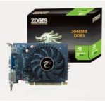 T.DE VIDEO ZOGIS GEFORCE GT640 2GB/128BIT DDR3 PCIE2.0 DVI/VGA/HDMI SLI W7 - TiendaClic.mx