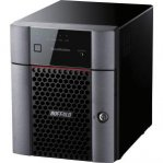 BUFFALO TERASTATION 3410D 4-BA Y 8 TB DESKTOP NAS FOR SMALL BUSINE - TiendaClic.mx
