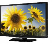 TV MONITOR LED SAMSUNG 24 WIDESCREEN HD 1366X768 LT24D310NHS/ZX NEGRO 2 HDMI USB - TiendaClic.mx
