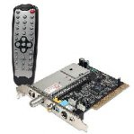 TV TUNNER PCI SABRENT CAPTURA DE VIDEO FM Y CONTROL REMOTO - TiendaClic.mx