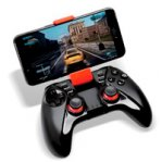 CONTROL GAMER BLUETOOTH CARACTERISTICAS, COMPATIBLE CON SISTEMA IOS 9.2.1, ANDROID 3 O SUPERIOR Y WINDOWS, COMPATIBLE CON DISPOSITIVOS ANDROID CON FUNCION BLUETOOTH, SMARTPHONE, TABLET, PC, TV SET - TiendaClic.mx
