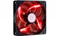 VENTILADOR COOLER MASTER CASE FAN 120MM LONG LIFE FAN, RED - TiendaClic.mx