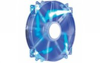 VENTILADOR COOLER MASTER MEGAFLOW 200MM, BLUE LED, 700RPM, - TiendaClic.mx