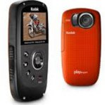 VIDEOCAMARA KODAK PLAYSPORT G2 VIDEO FULL HD 5 MP ROJA - TiendaClic.mx