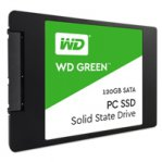 "UNIDAD DE ESTADO SOLIDO / WD GREEN / 2.5"" /  120GB / SATA3 6GB/S  - TiendaClic.mx"