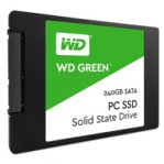 "UNIDAD DE ESTADO SOLIDO / WD GREEN / 2.5"" / 240GB / SATA3 6GB/S  - TiendaClic.mx"